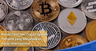 CaizCoin Crypto Syariah