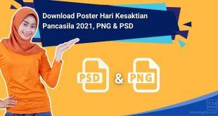 Download Poster Hari Kesaktian Pancasila 2021