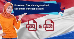 Download Story Instgram Hari Kesaktian Pancasila 2021