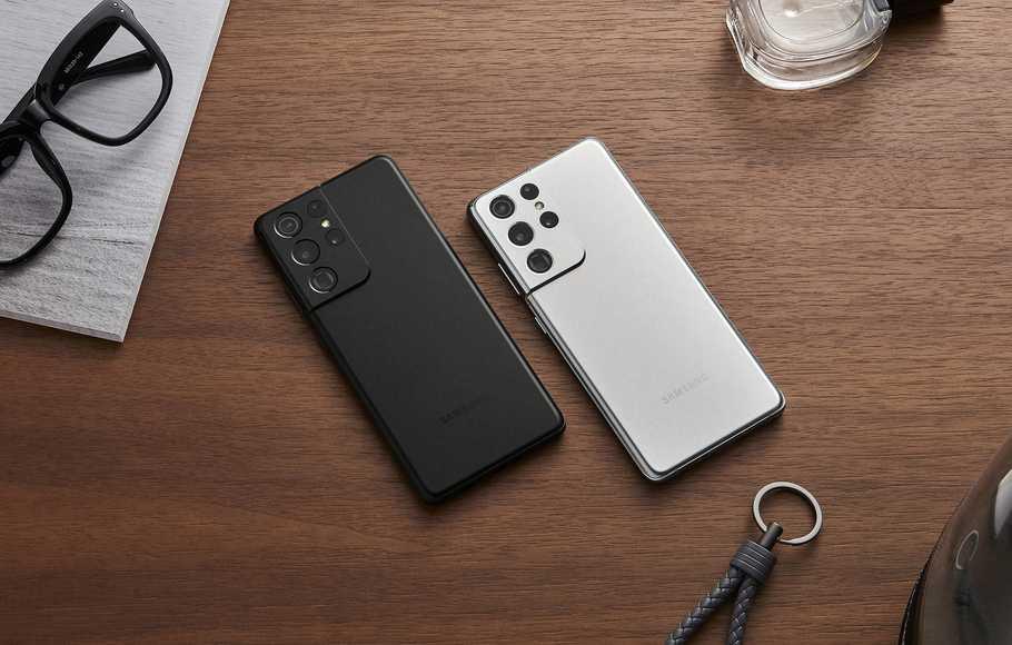 Samsung S21 Ultra HP Kamera Terbaik Tahun 2021