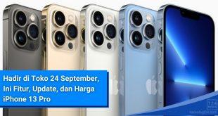 iPhone 13 Pro Indonesia