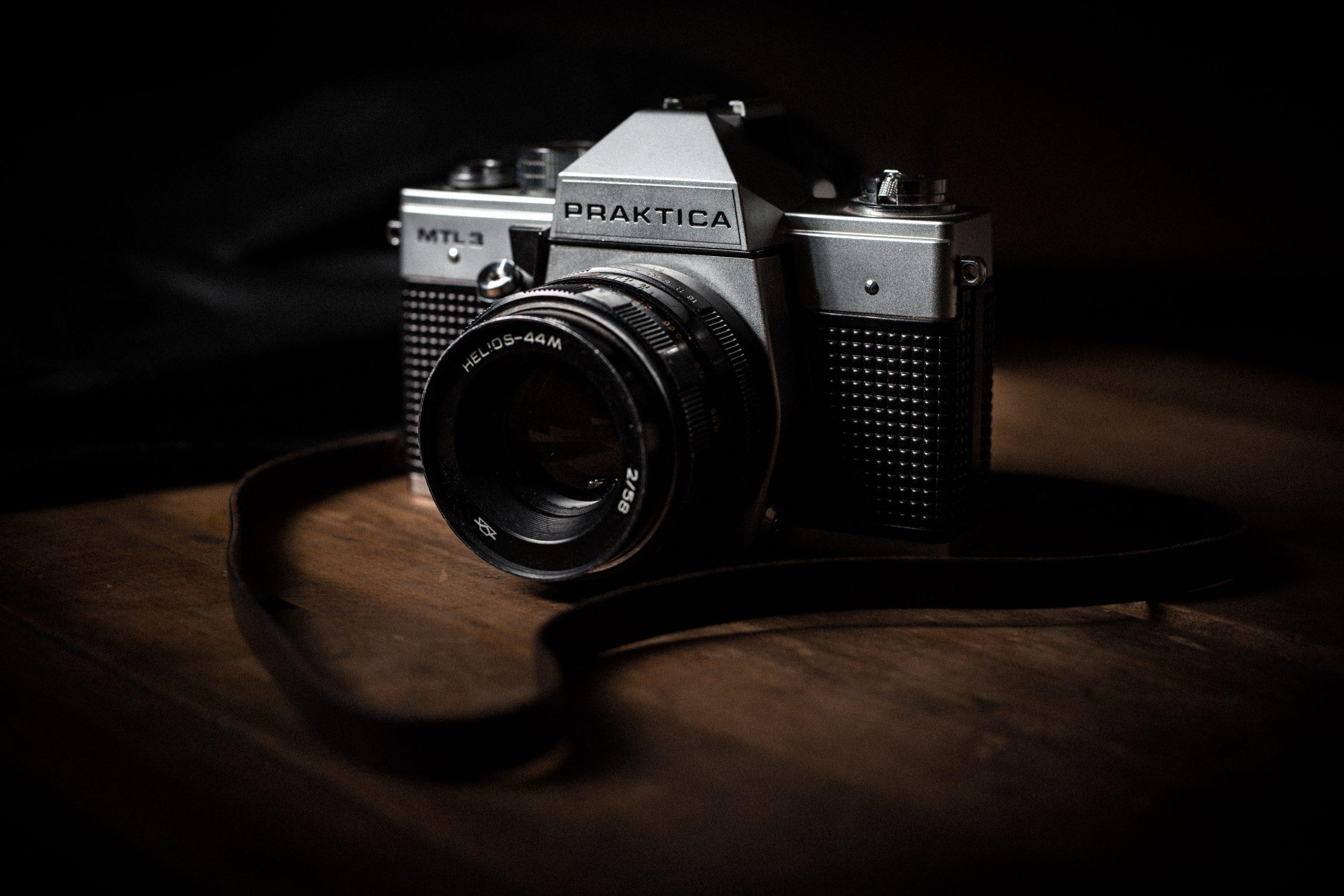 Pengertian Kamera Analog dan Cara Pakai